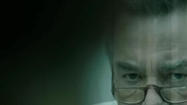 Albert Finney in The Bourne Ultimatum