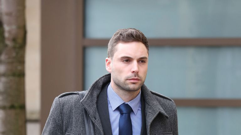 Forensic scientist Stuart Bailey told the court intercourse could be a reason for the DNA