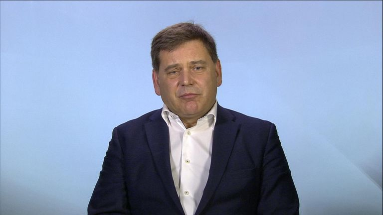 Tory Brexiteer MP Andrew Bridgen told Sky News if Tories cannot publicly support Theresa May they should resign