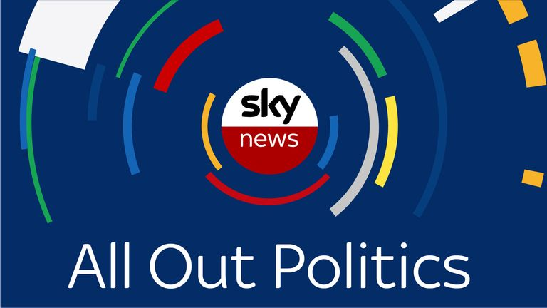 All Out Politics podcast