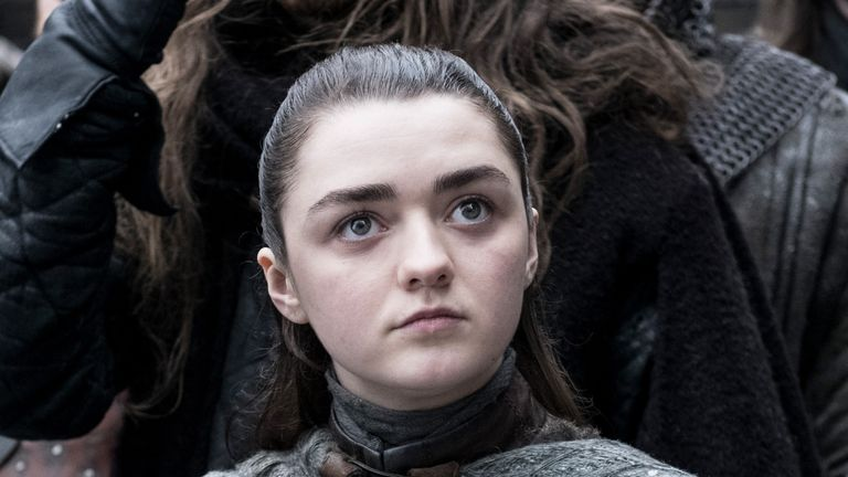 Arya Stark might be about to deploy the skills she learned in the Hall of Faces in season eight