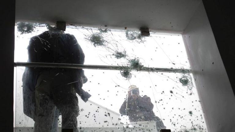 Terrorists killed 22 people at the Bardo Museum