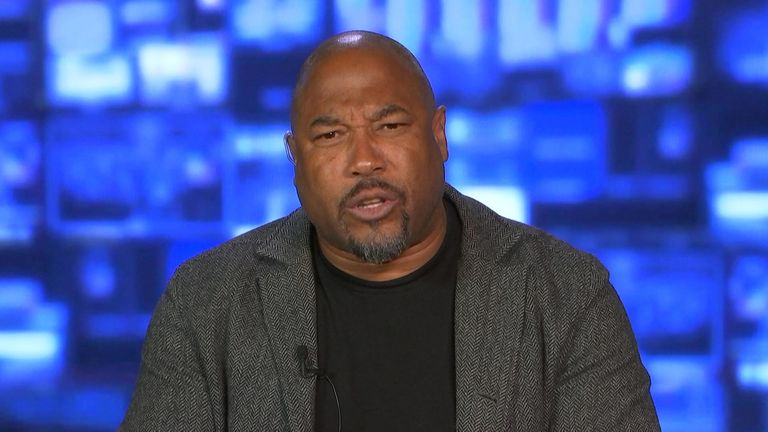 John Barnes defends Liam Neeson over his controversial comments and said Winston Churchill was a defender of the Aryan race.