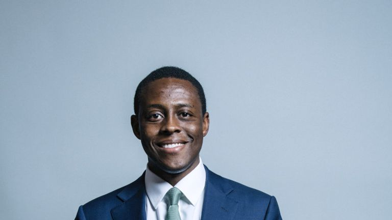 Tory MP Bim Afolami