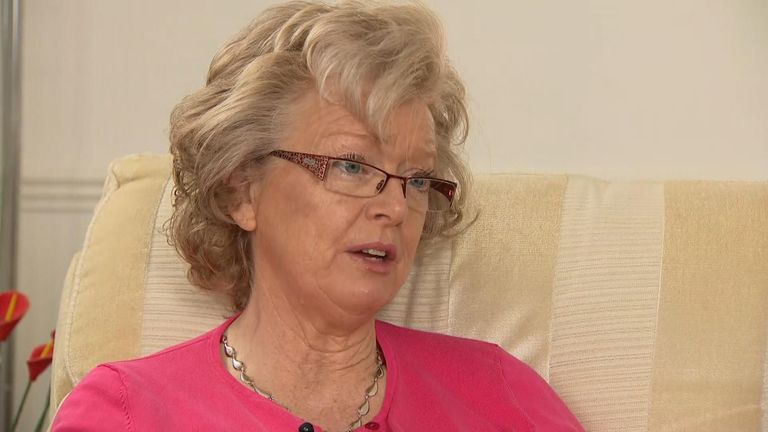 Julie Hambleton's sister was killed in the attack