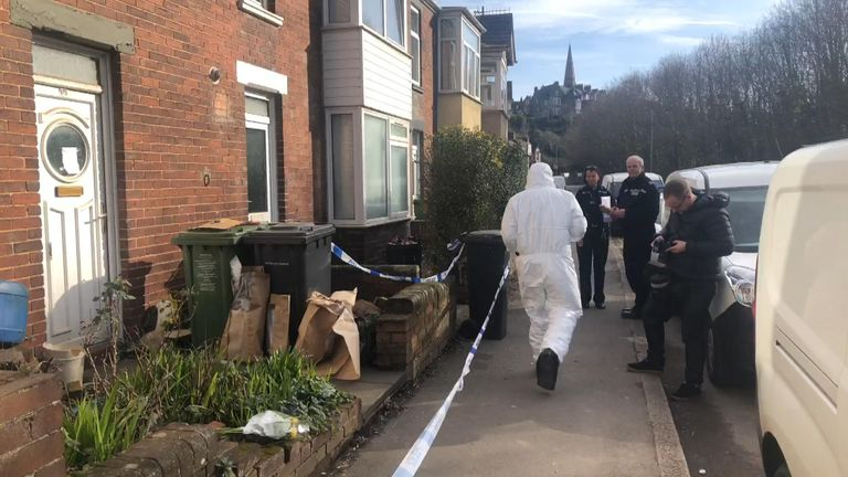Man charged with murders of three pensioners