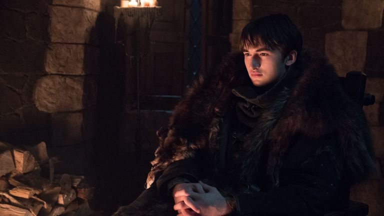 Bran Stark could be set to tell Jon Snow his true identity