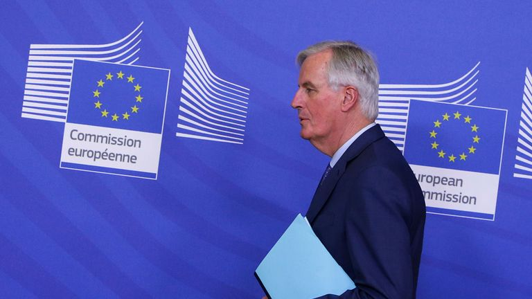 Two dinners talked Brexit in Brussels last night. One was private