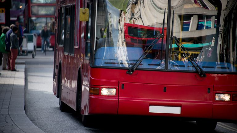Almost half of all bus routes in England receive partial or complete subsidies from local councils