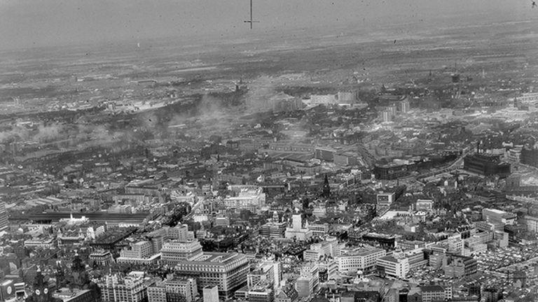 Liverpool, taken on 8 July, 1964