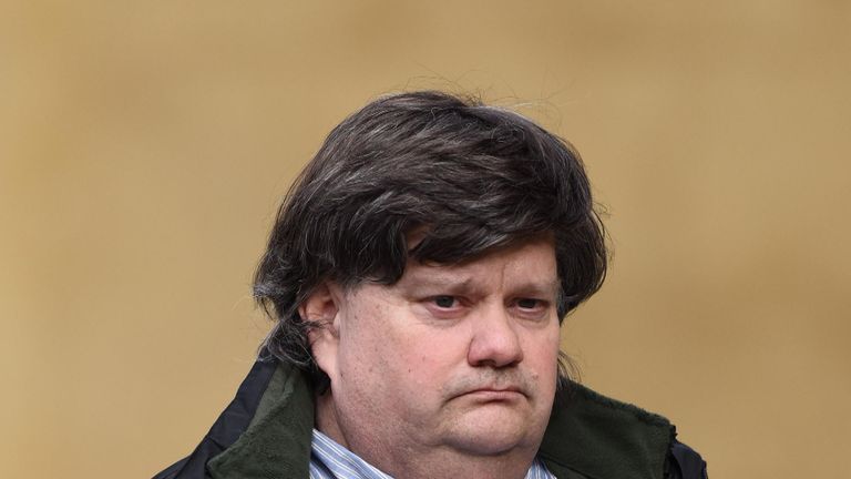 Carl Beech denies all charges