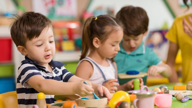 Many families rely on council services for their children. File pic