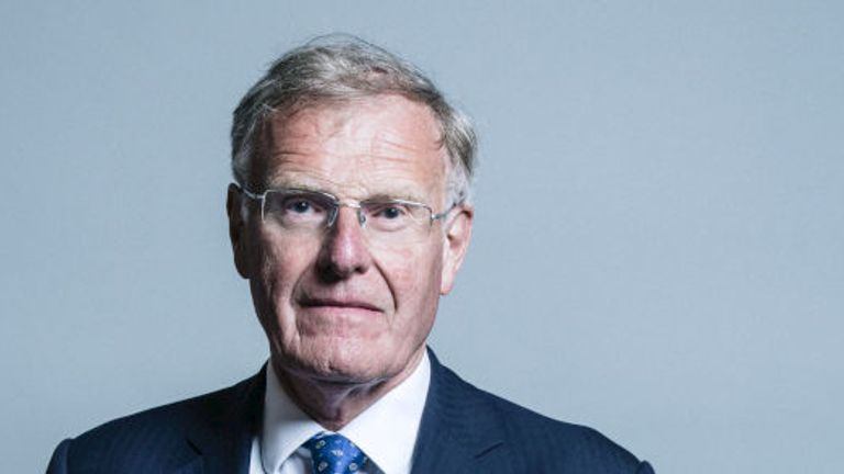 skynews christopher chope chope 4571717 - Minister To Confront Tory Mp Sir Christopher Chope To