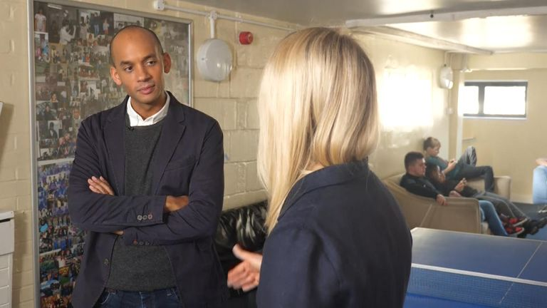 After a seismic week in politics, the Independent Group's Chuka Umunna talks Streatham, Jeremy Corbyn and Labour split woes.