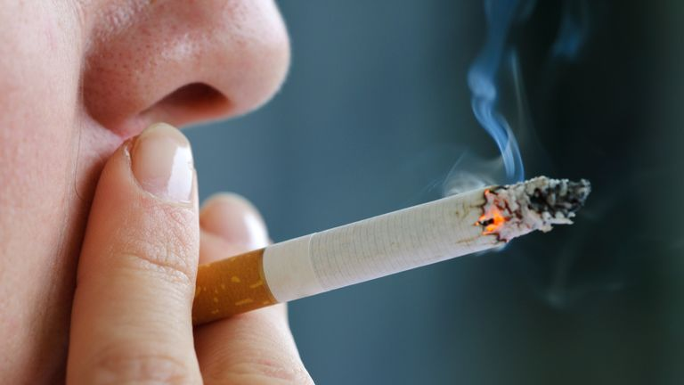 Print Smoking Kills On Individual Cigarettes To Deter Smokers