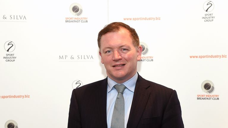 Damian Collins is the chairman of the digital, culture, media and sport committee