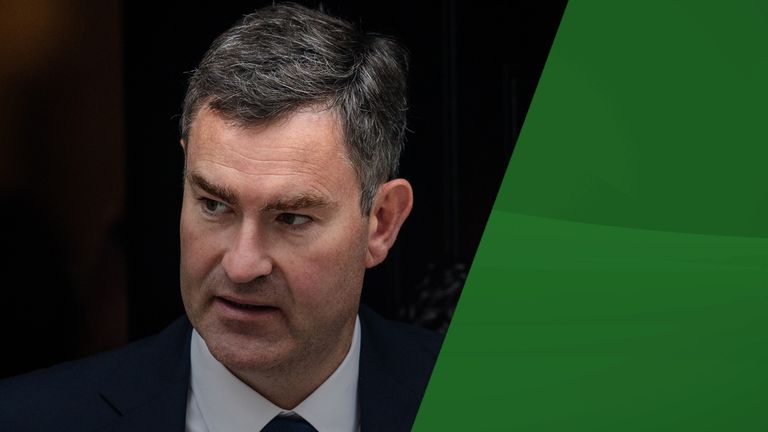 The policy is surprising given the Ministry of Justice is led by level-headed David Gauke, writes Sky's Ian King