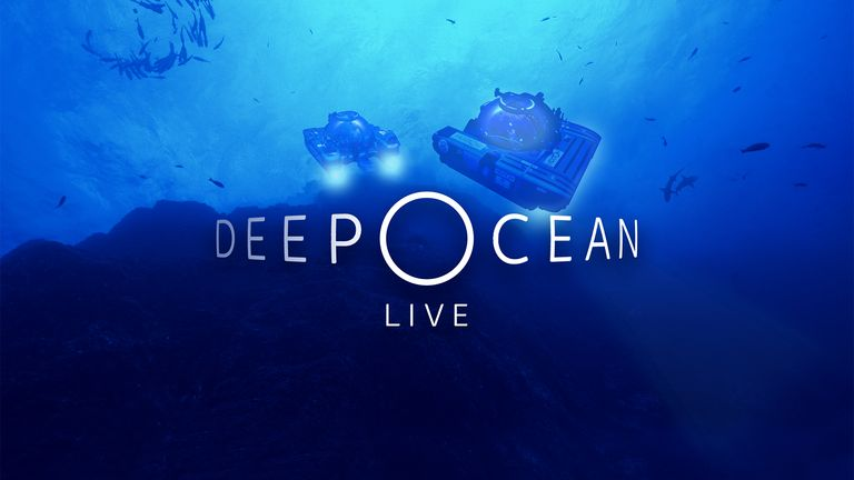 Twilight Zone Ocean >> Deep Ocean Live The Mission To The Twilight Zone News Uk Video