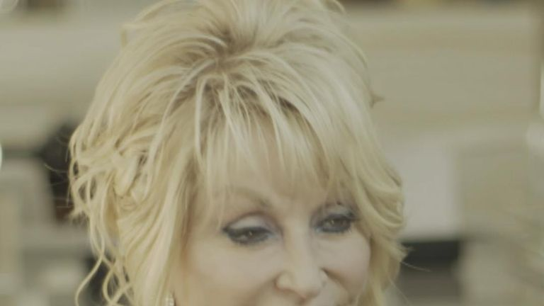 Dolly Parton said she enjoyed working in a 'man's world' in the sixties.