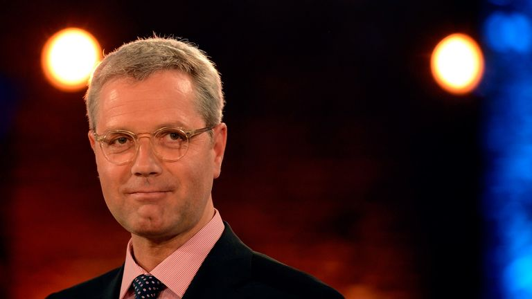Dr Norbert Rottgen has said Britain's voice will be 'diminished'