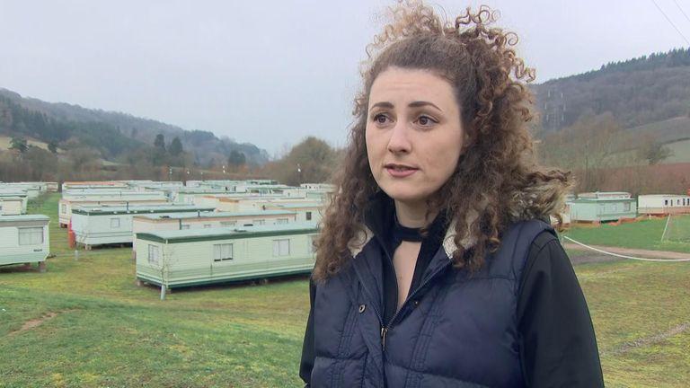 Harvest worker Elina Kostadinova says her Eastern European farm workers are 'confused'