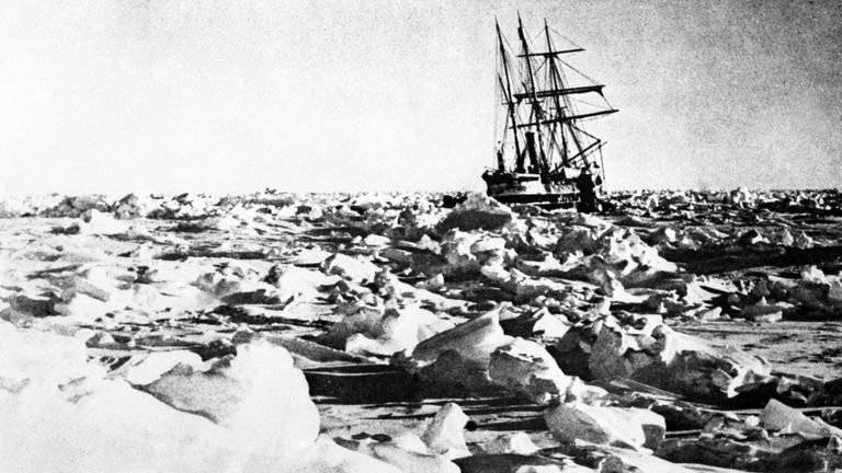 For David Mearns, the ultimate mystery to solve, would be to find Sir Ernest Shackleton's Endurance