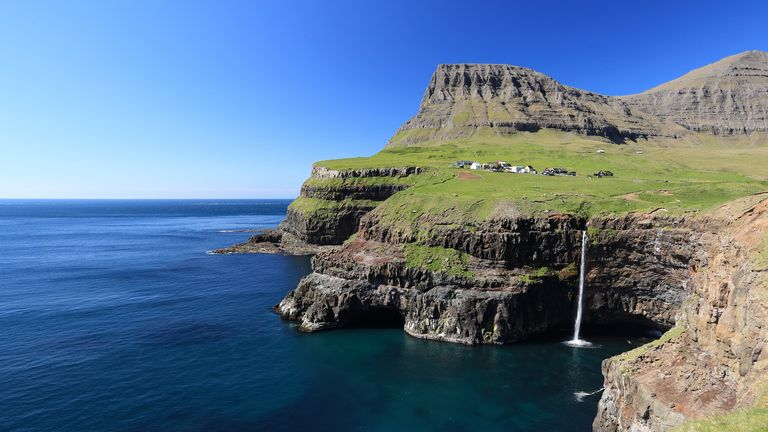The Faroe Islands will be closed to tourists for a maintenance weekend in April