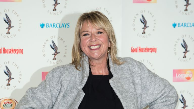 Fern Britton claims she was sexually assaulted in a lift during her early career