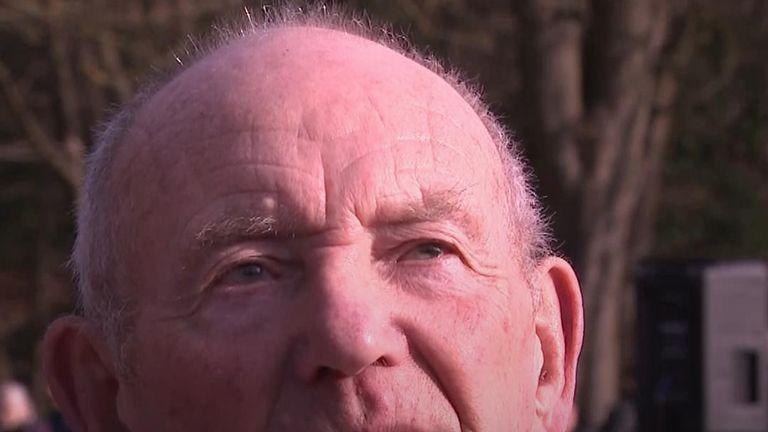 Sheffield man's guilt over WWII air crash: 'I killed them'