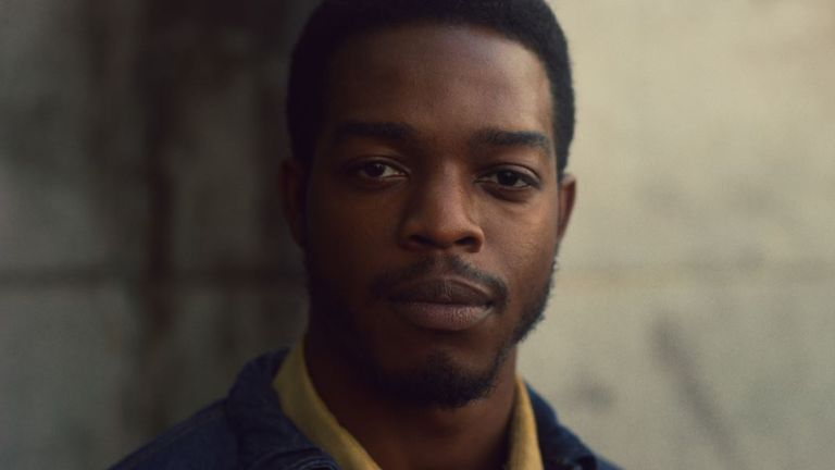 Fonny Hunt plays Stephan James, who is jailed for a crime he did not commit