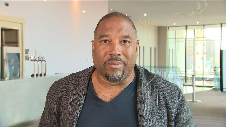 Former England footballer John Barnes said that until the cause of racism in society is tackled, it will continue in football.
