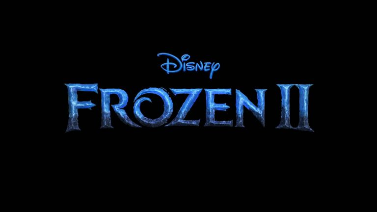 Frozen II will hit screens in November 2019