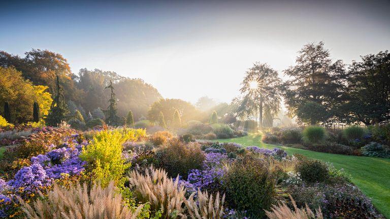 Beautiful Gardens winner: Bressingham Gardens in Autumn, by Richard Bloom, Norfolk, England, UK