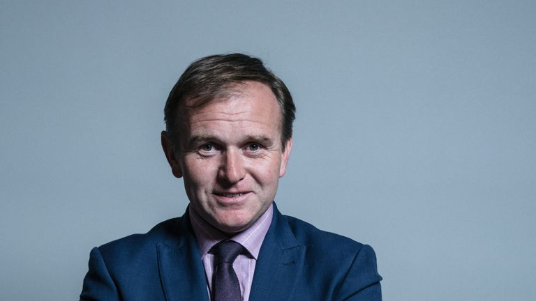 George Eustice Pic: UK Parliament