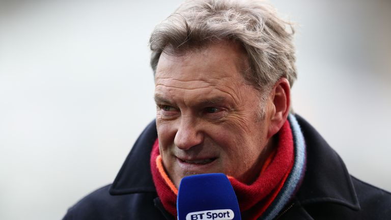 Hoddle told The Sun it 'wasn't my time to go'