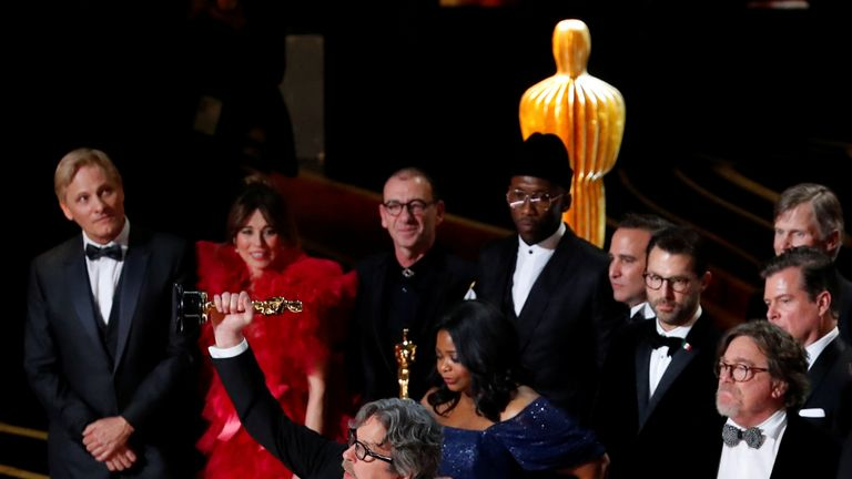 Green Book won best picture