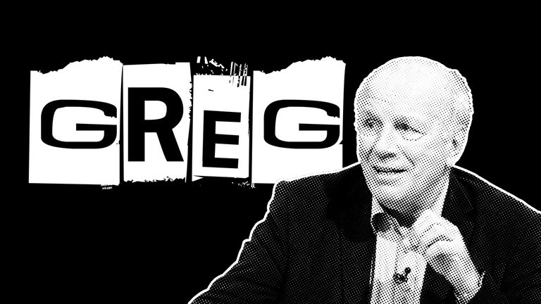 The Pledge panellist Greg Dyke