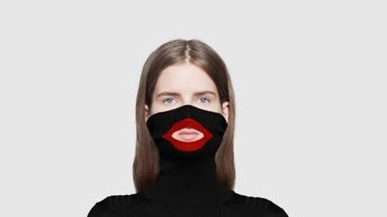 d214887a215 Gucci has been accused of selling a jumper that resembles   39 blackface