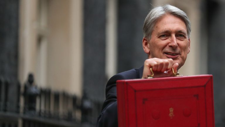 The IFS figures analysed choices facing the chancellor in this year's spending review