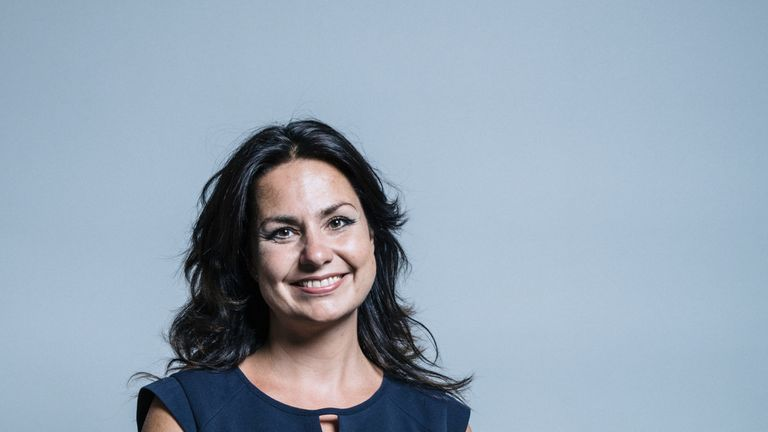 Heidi Allen MP Pic: UK Parliament