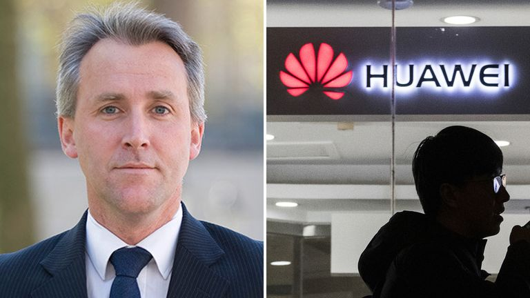 Ciaran Martin of NCSC said the agency would be firm on Huawei