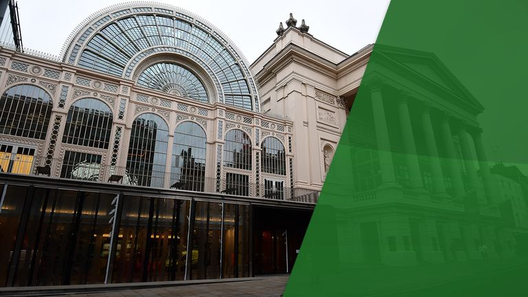 BP continues to sponsor the Royal Opera House, among others