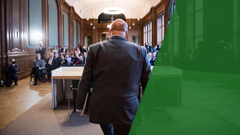 Mr Altmaier urged the creation of a state-owned investment fund as part of his National Industry Strategy 2030