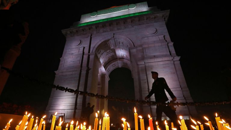 New Delhi has promised a 'jaw-breaking response' to the attack