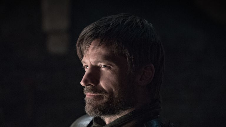 Jaime Lannister departed his sister in King's Landing at the end of the last season
