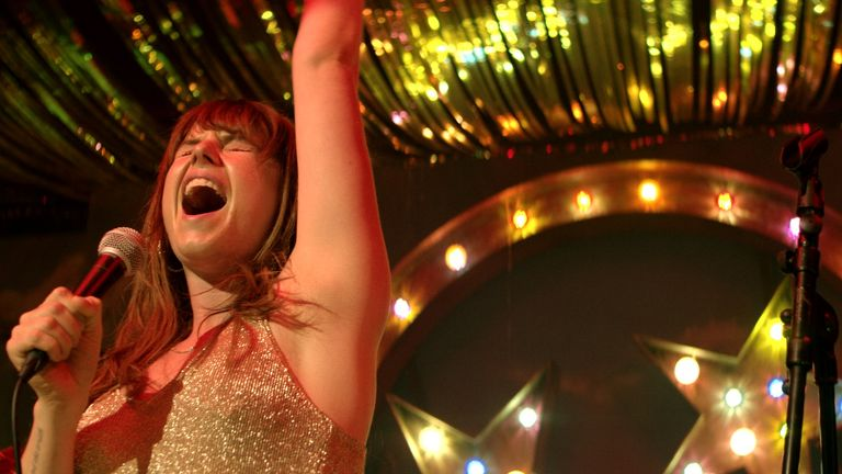 Jessie Buckley in Wild Rose. Pic: Entertainment One