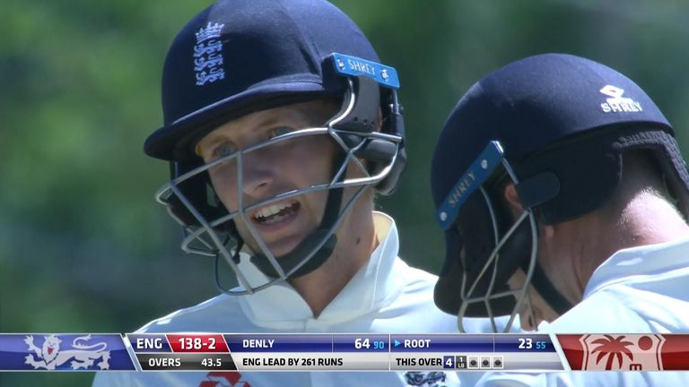 England captain's sledging response: 'Nothing wrong with being gay'