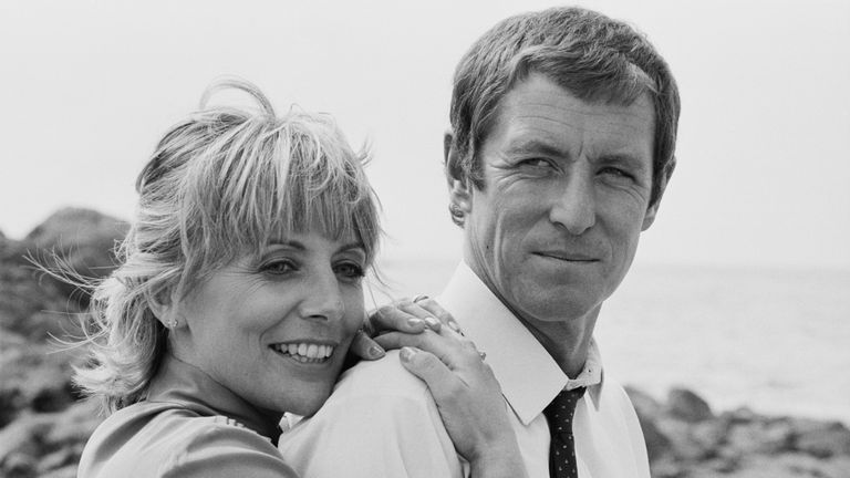 John Nettles played private investigator Jim Bergerac