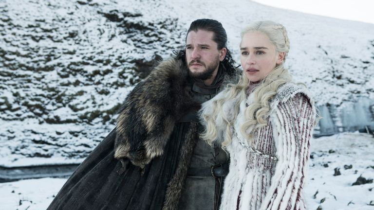 Jon Snow and Daenerys Targaryen's relationship is likely to be a central plot in season eight