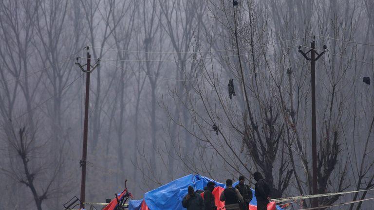 India vows 'crushing response' to Kashmir bombing